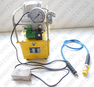 electric motor hydraulic pump
