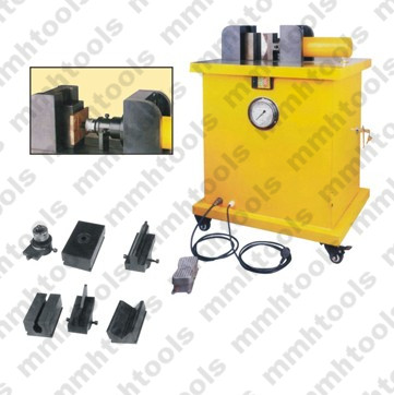 VHB-120 hydraulic combinational machine