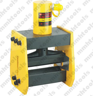 CB-200A hydraulic copper busbar bender