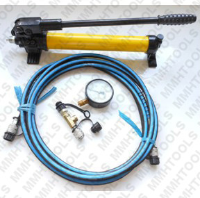 700bar hydraulic manual pump