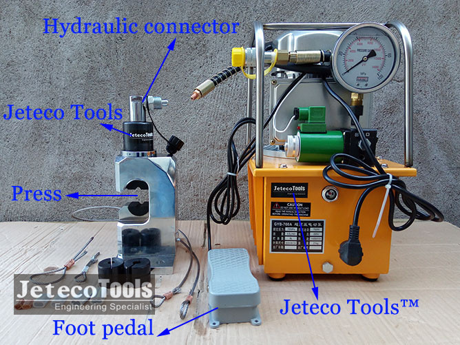 Hydraulic-swager-tool-for-swaging-wire-rope-heavy-duty
